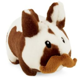 7-inch Cow Stache Labbit Plush