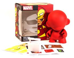 Marvel MUNNY - Iron Man