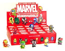Marvel Micro Munny Series (Blind Boxed)