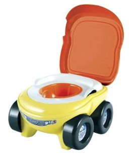 Dorel Juvenile Safety 1st Little Men Working Potty