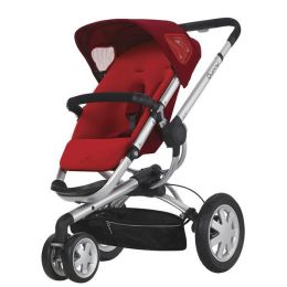 Quinny Buzz Stroller (Rebel Red)