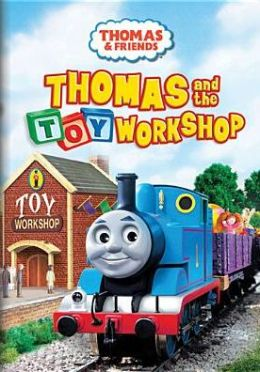 Thomas & Friends: Thomas and the Toy Workshop