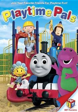 Hit Favorites: Playtime Pals / (Full Ocrd)