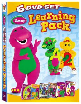 Barney: Learning Pack