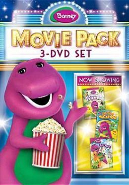 Barney: 3-Movie Pack