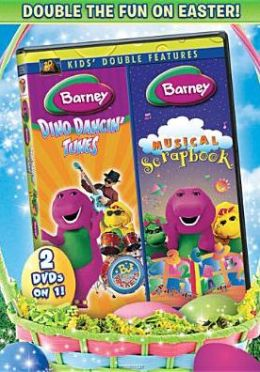Barney: Dino Dancin' Tunes/Musical Scrapbook