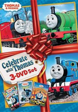 Thomas & Friends: Celebrate with Thomas