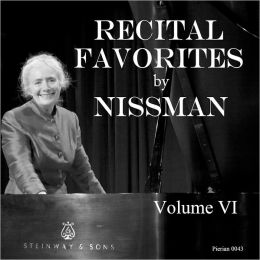 Recital Favorites by Nissman, Vol. 6