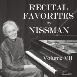 Recital Favorites by Nissman, Vol. 7