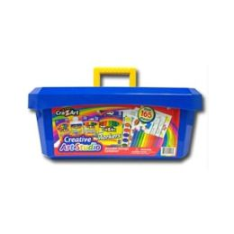 Cra Z Art Creative Art Studio Tool Box