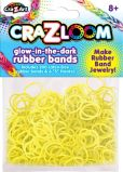 Product Image. Title: CraZLoom Glow in The dark rubber bands