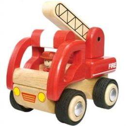 Wonderworld Mini Vehicle - Fire Engine