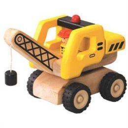 Wonderworld Mini Vehicle - Crane