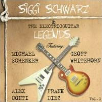 The Siggi Schwarz & the Electricguitar Legends, Vol. 1