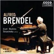 Alfred Brendel plays Liszt, Brahms & Stravinsky
