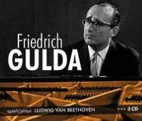 Friedrich Gulda plays Ludwig van Beethoven