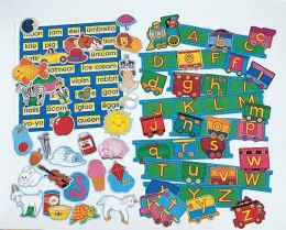 Childcraft Phonics Felt Set