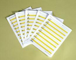 Abilitations Hi Write Practice Pads Script Pad - 100 Sheet Pad