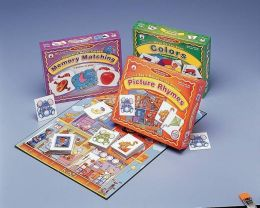 Childcraft Preschool Language 3 Game Set
