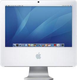 Apple iMac Core Duo 1.8GHz 512MB 80GB DVD-CDRW OS X 10.4 - Refurbished
