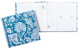Vera Bradley Blue Lagoon Photo Album (9.25x8.75)
