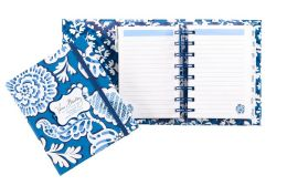 Vera Bradley Blue Lagoon Pocket Traveler Address Book