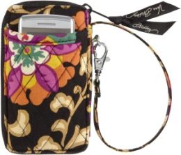 Vera Bradley Suzani All in One Wristlet (3x5.25x.75)