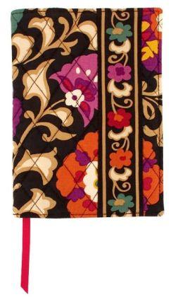 Vera Bradley Suzani Fabric Paperback Bookcover (5.5X7.75)