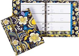 Vera Bradley Ellie Blue Paper Address Book