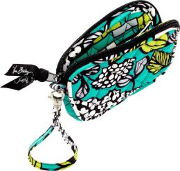 Vera Bradley Island Blooms Tech Fabric Case (5X3.25X .5)