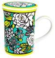 Product Image. Title: Vera Bradley Island Blooms Mug