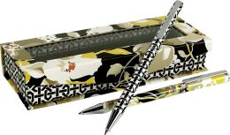 Vera Bradley Dogwood Pen and Pencil Set