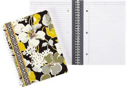 Vera Bradley Dogwood Spiral Notebook Journal (6x8)