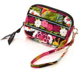 Vera Bradley VaVa Bloom Tech Fabric Case (5X3.25X .5)