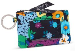Vera Bradley Midnight Blues Zip ID Case 5