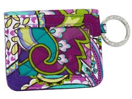 Vera Bradley Heather Double ID Case 3.5