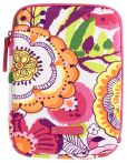 Product Image. Title: Vera Bradley Clementine Neoprene Medium Tablet Sleeve 6'' x 8.5'' x .75''
