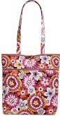 Product Image. Title: Vera Bradley Pixie Blooms Tote