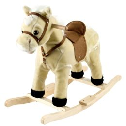 Happy Trails Sing & Sound Rocking Horse - Lil Rick