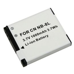 BasAcc - Canon NB-8L Compatible Li-ion Battery for PowerShot A3000 / A3100
