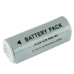 BasAcc - Canon NB-9L Compatible Li-ion Battery