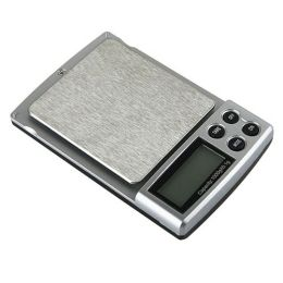 BasAcc - Digital Pocket Scale, 2lb Black