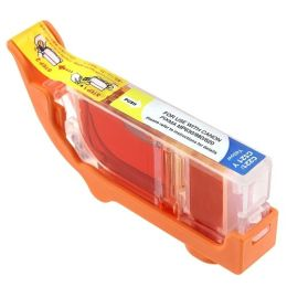 BasAcc - Canon CLI-221Y Compatible Yellow Ink Cartridge