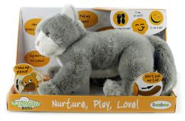 Kidoo Interactive Pets Cat - Gray Minx