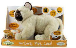 Kidoo Interactive Pets Cat - Blonde Siamese