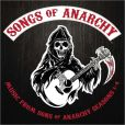 CD Cover Image. Title: Songs of Anarchy: Music from Sons of Anarchy Seasons 1-4 [Original TV Soundtrack], Artist: