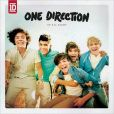 CD Cover Image. Title: Up All Night, Artist: One Direction