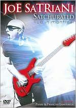Joe Satriani: Satchurated - Live in Montreal