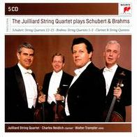 Juilliard String Quartet Plays Schubert & Brahms