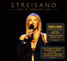Live in Concert 2006 [B&N Exclusive Version]